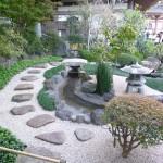 Vue jardin Kamakura