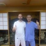 Masanori Okamoto & Antoine Di Novi