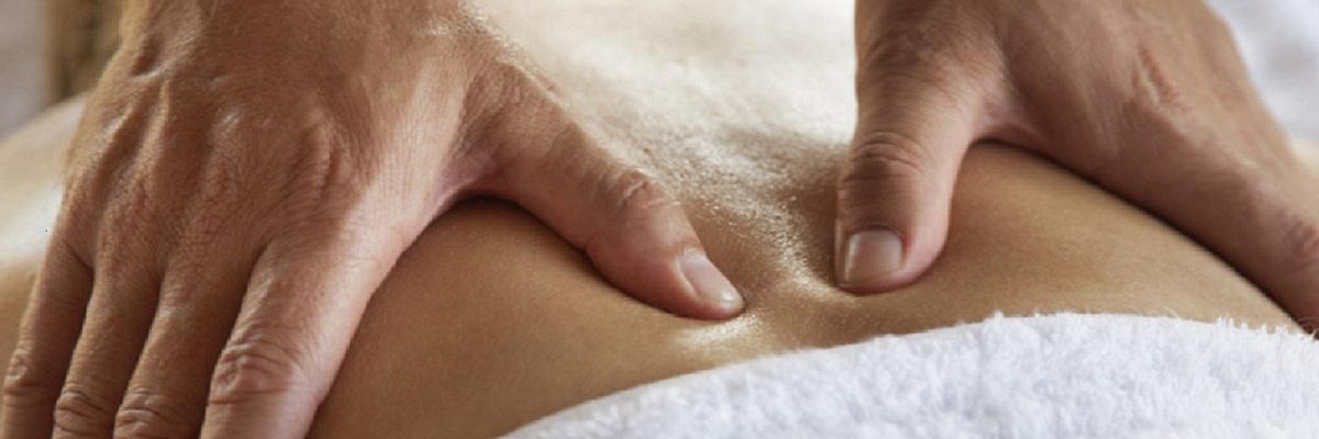 Le shiatsu pour soulager les douleurs du dos