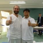 Osawa Masahiro et Antoine Di Novi