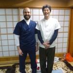 Tsuchiya Takamasa et Antoine Di Novi