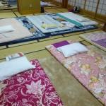Salle tatalis shiatsu Japon